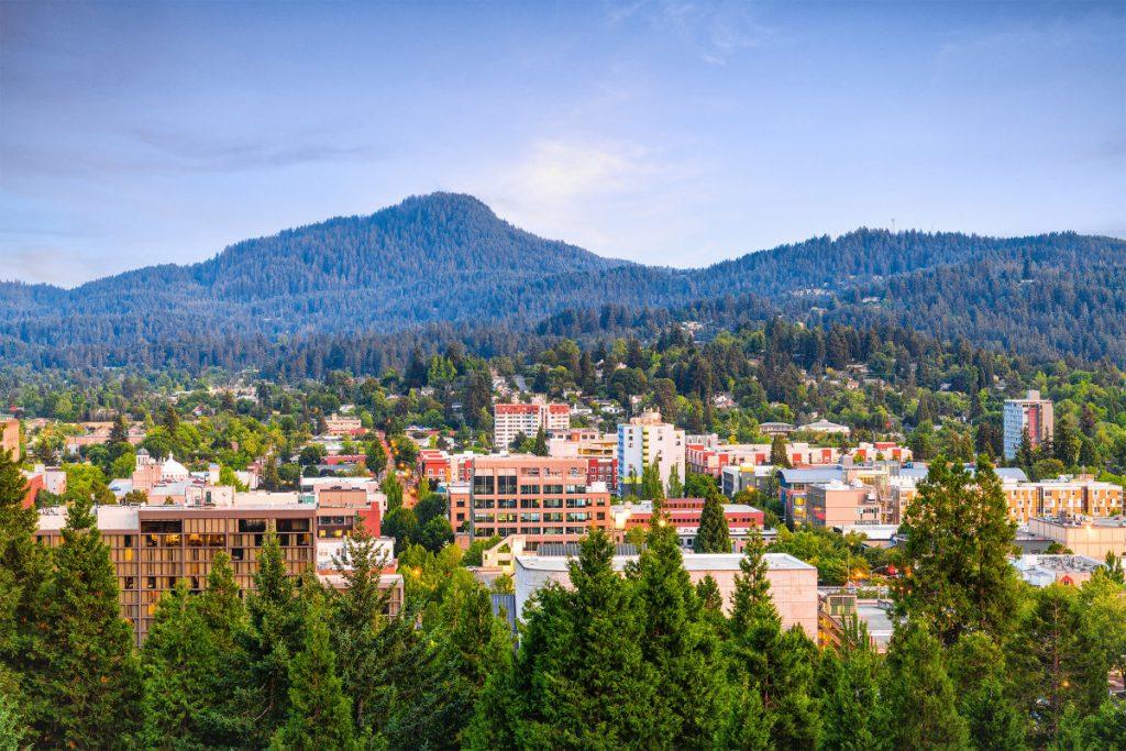 Eugene, Oregon, États-Unis
