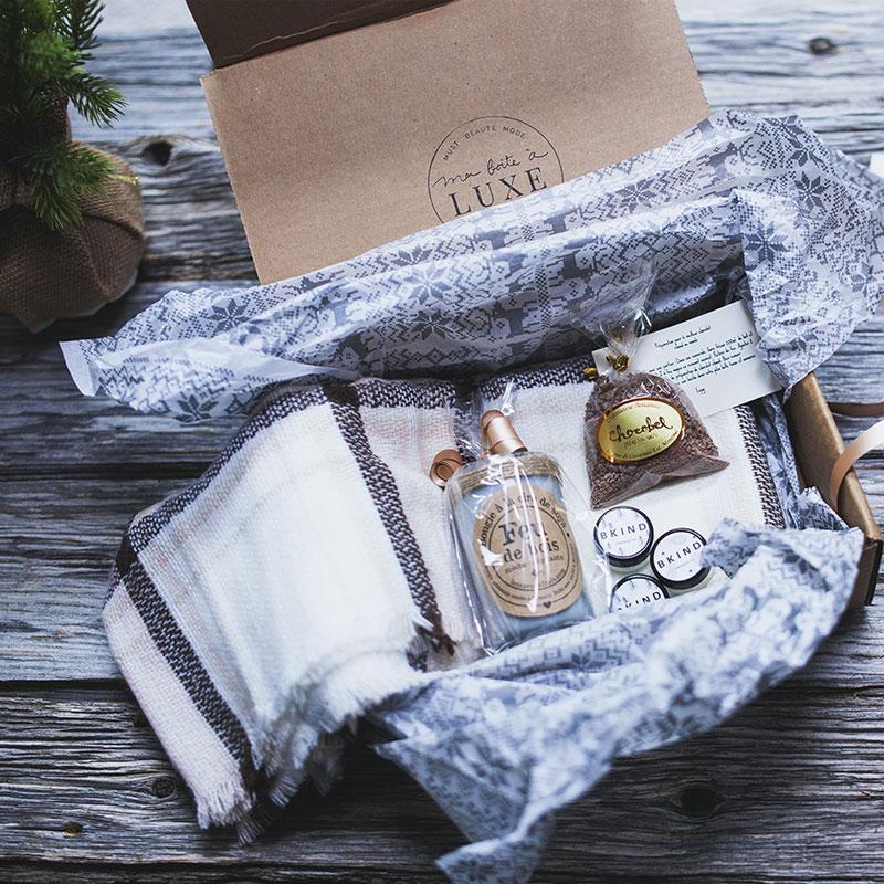 Abonnement (1 mois à 1 an) à une boîte beauté, mode et bien-être