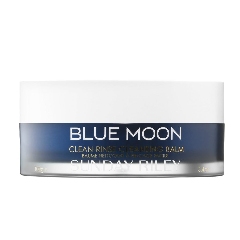Baume nettoyant Blue Moon, de Sunday Riley