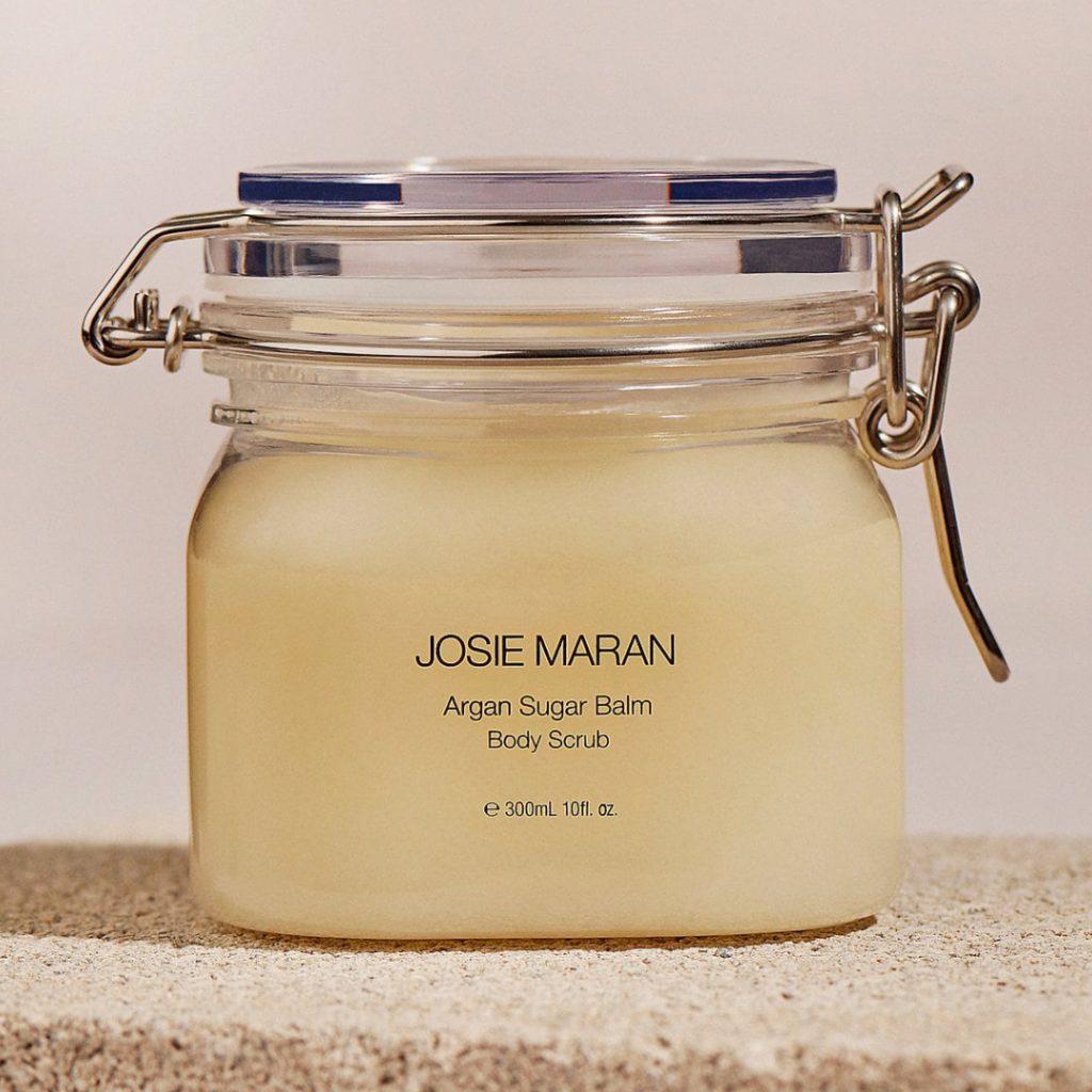 Gommage baume de sucre et argan, de Josie Maran