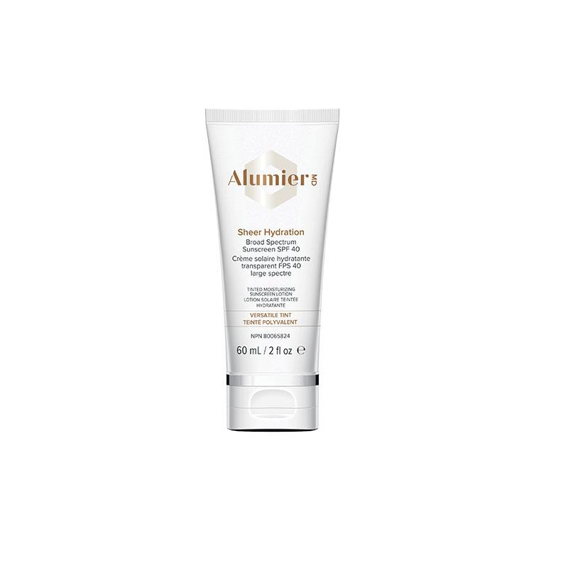 Crème solaire hydratante Alumier Sheer Fydration FPS 40