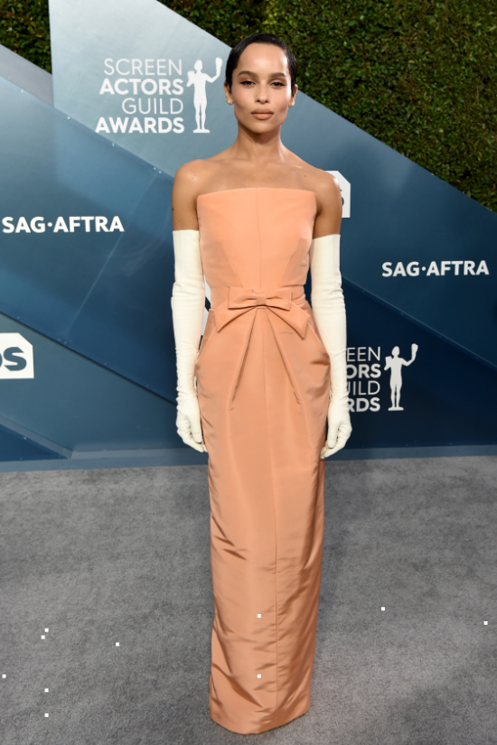 zoe-kravitz-sag-awards