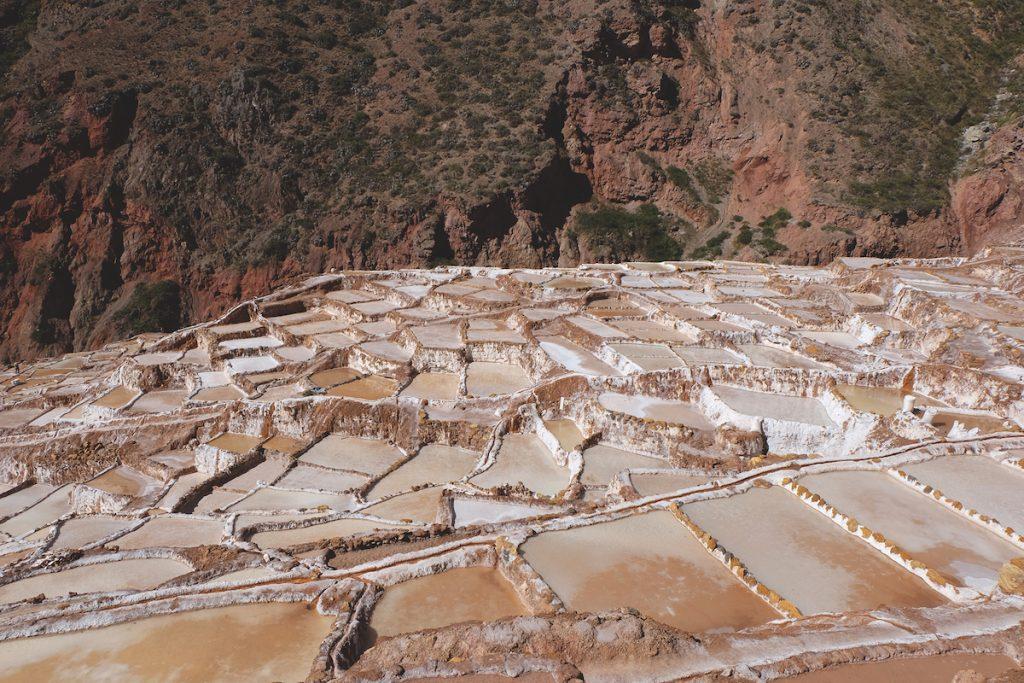 La mine de sel de Maras