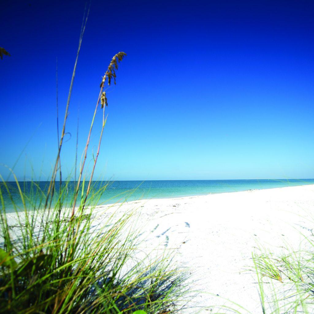 Lovers Key State Park Beach