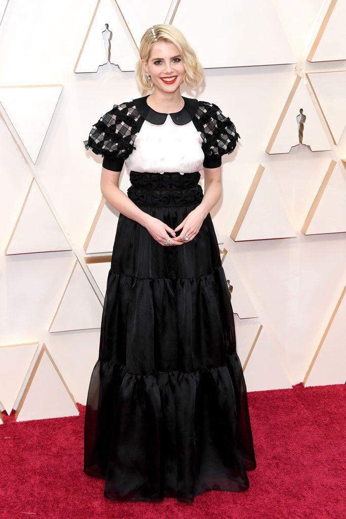 Lucy Boynton Oscars 2020