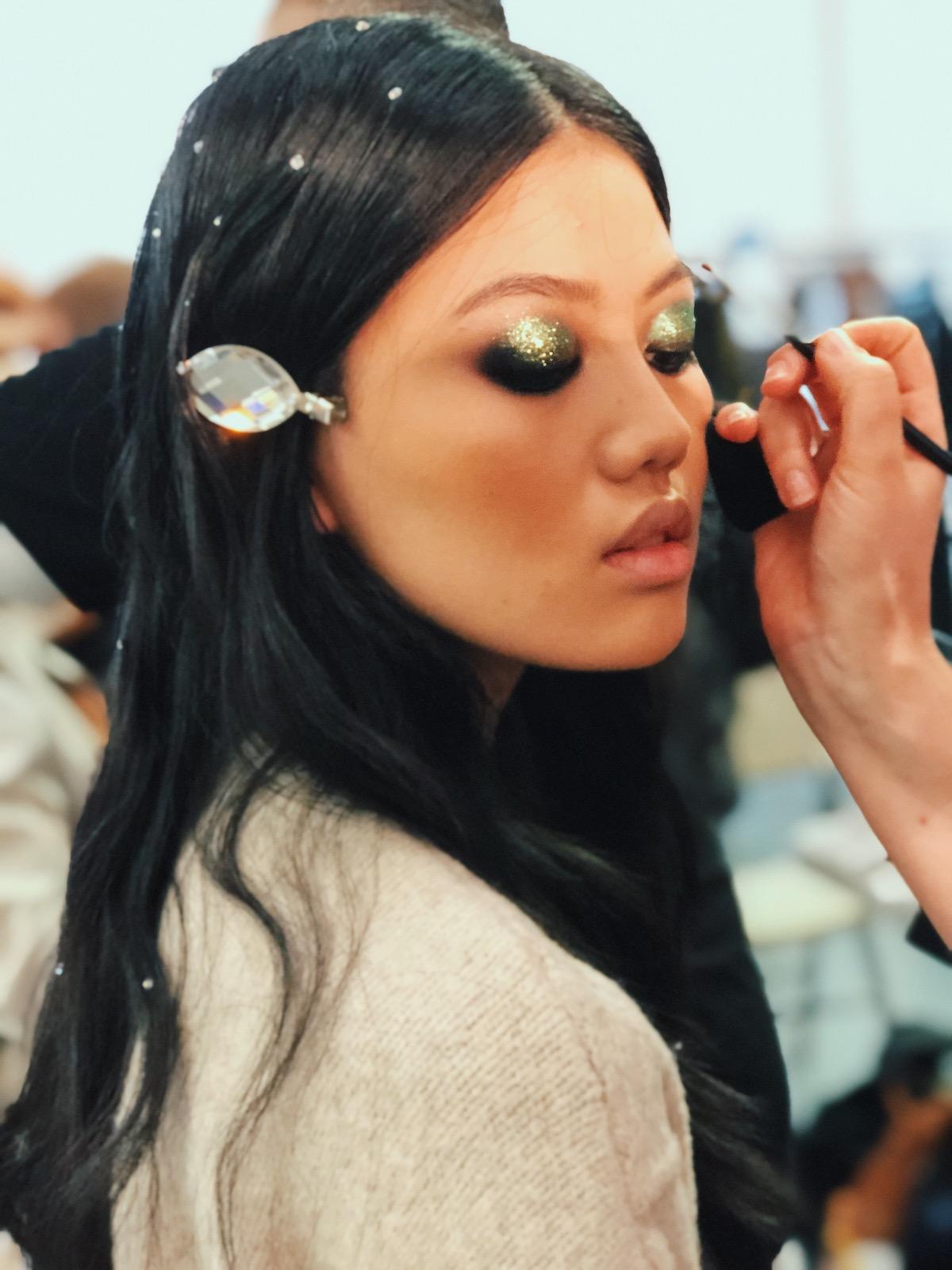 NYFW-maquillage-alice-et-olivia