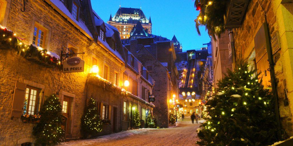 Québec Petit Champlain