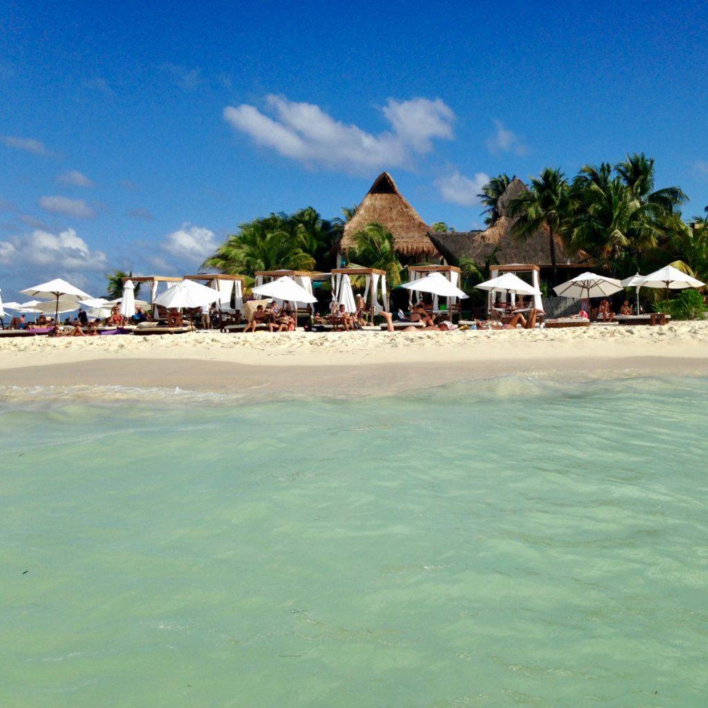 Playa Norte Isla Nujeres