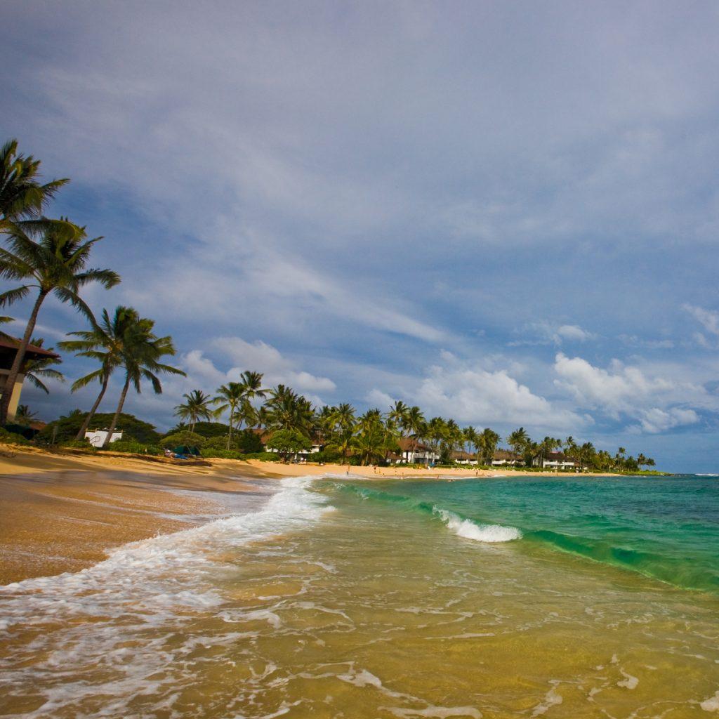 Poipu Beach