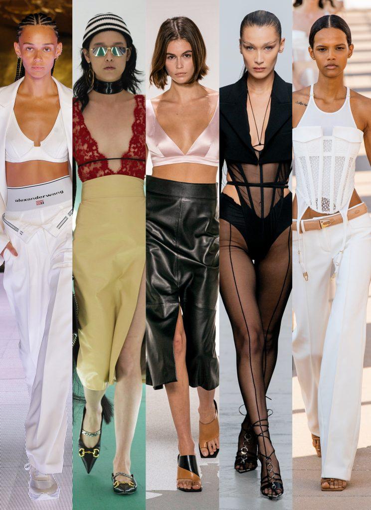 Tendances mode printemps-été 2020