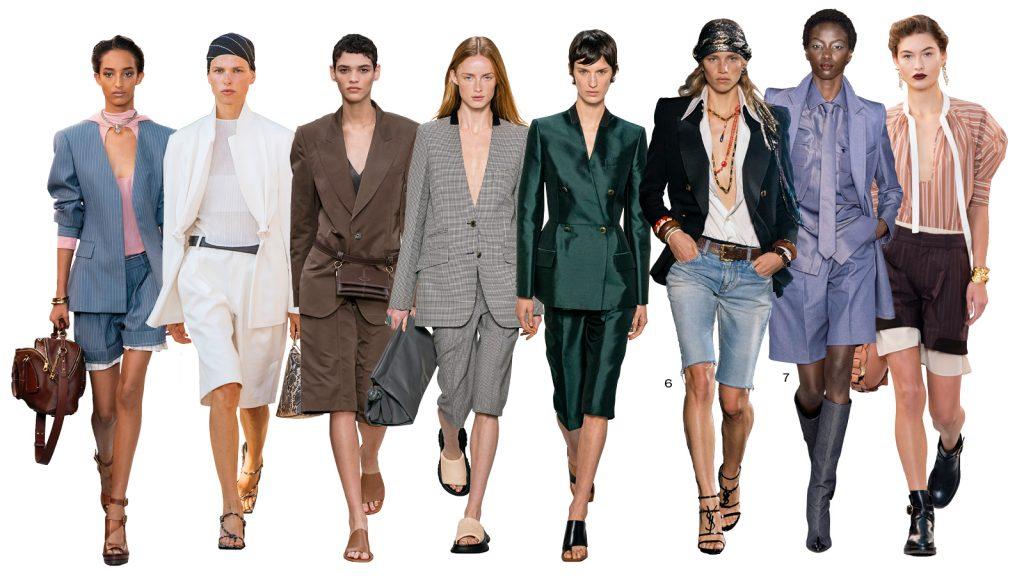 Les tendances mode printemps-été 2020