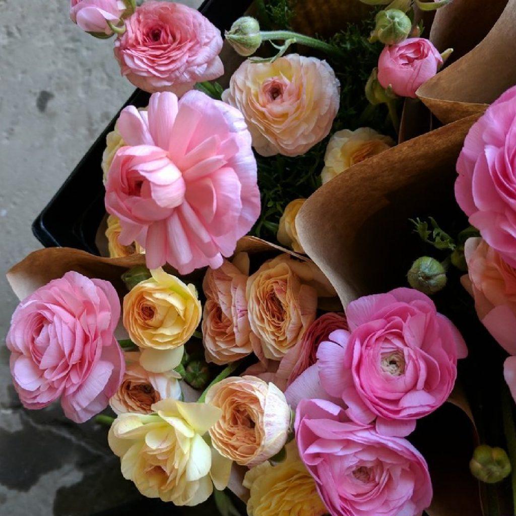 Shopping Saint Valentin Abonnement à 5 bouquets fermiers
