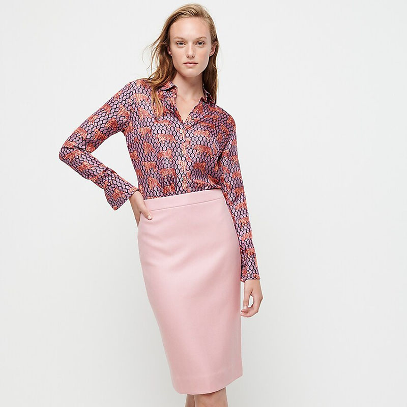 Shopping jupes hiver 2020 - jcrew