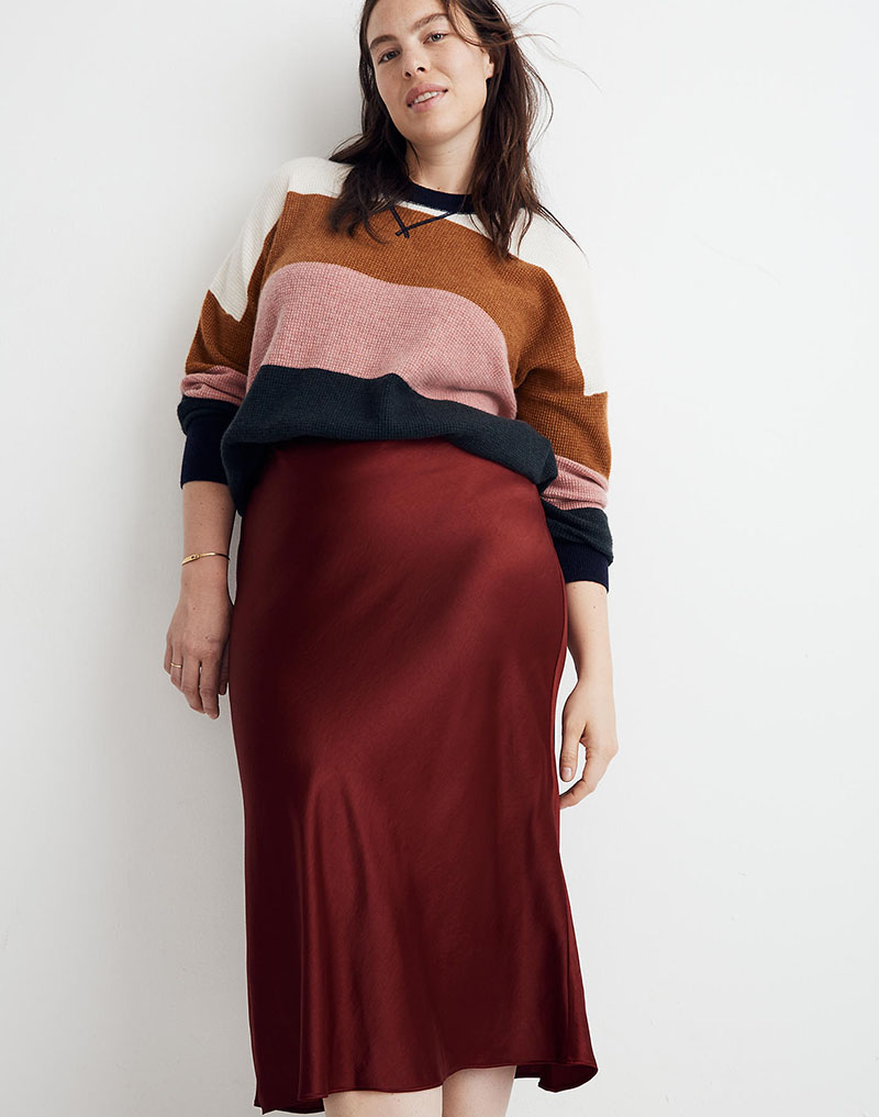 Shopping jupes hiver 2020 - madewell