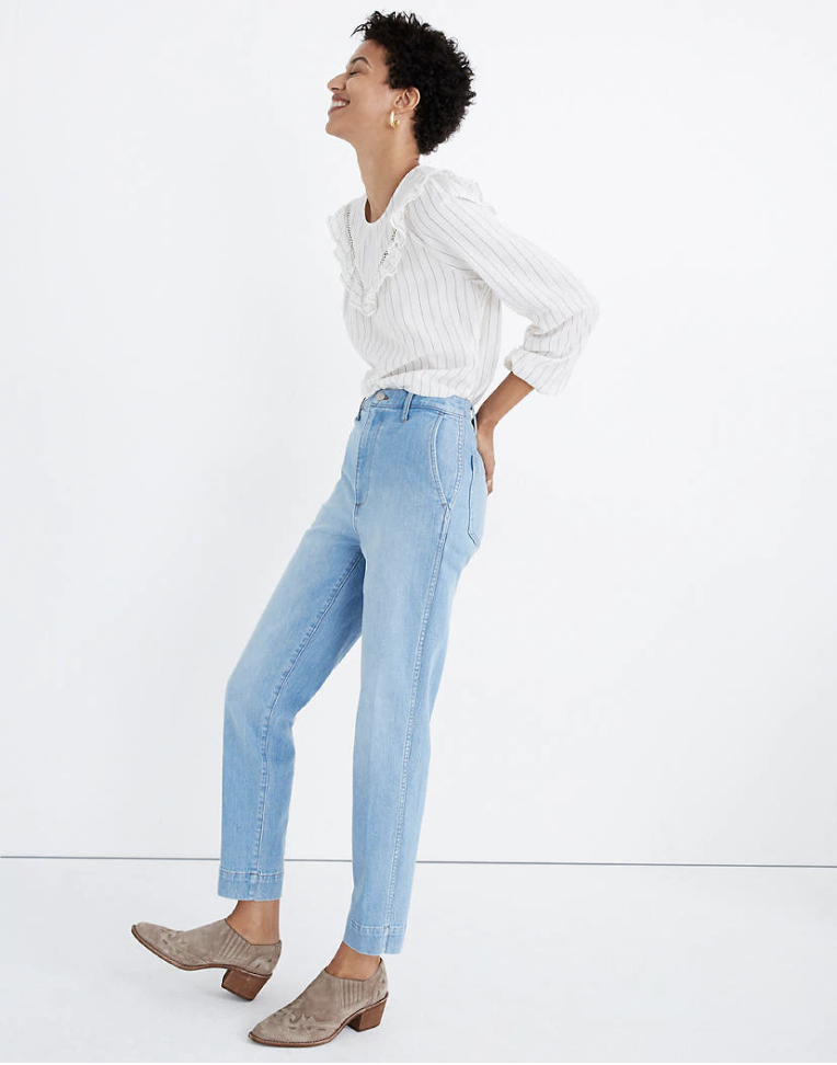 Shopping mode: passion jeans