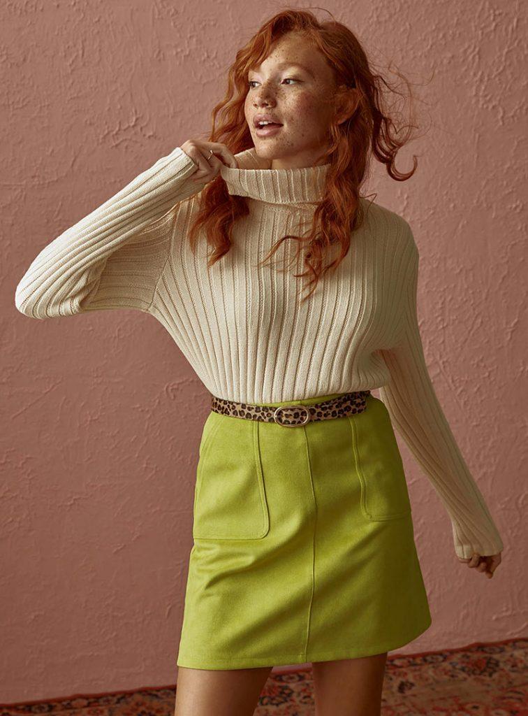 Shopping jupes hiver 2020 - Simons Twik