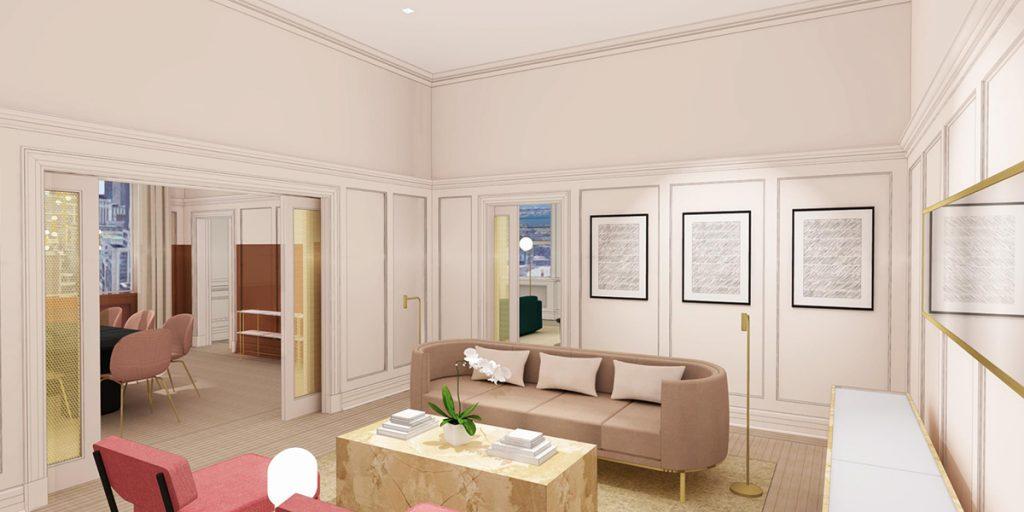 Appartement Holt Renfrew Ogilvy