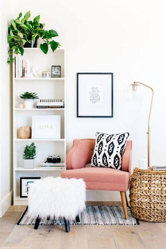 Déco: 20 inspirations pour créer un coin lecture cosy