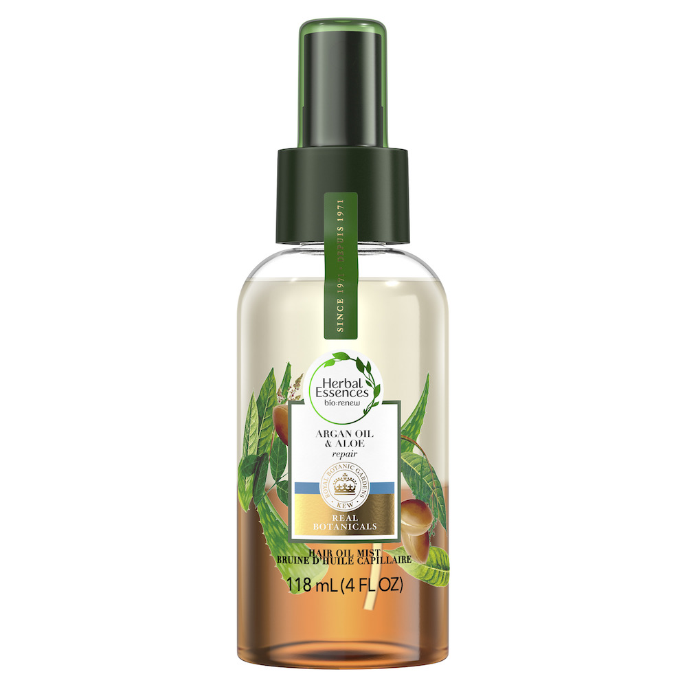 bruine capillaire argen aloes herbal essences