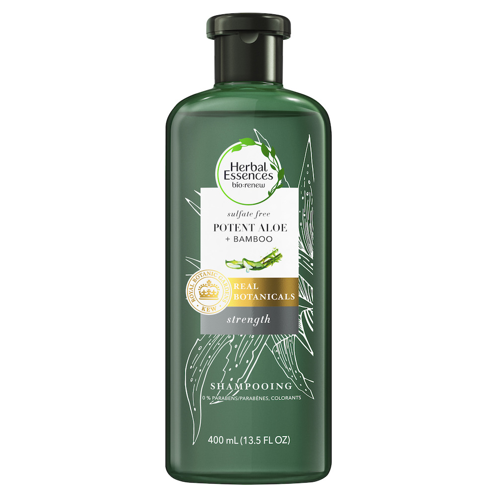 shampoing fortifiant Herbal essences