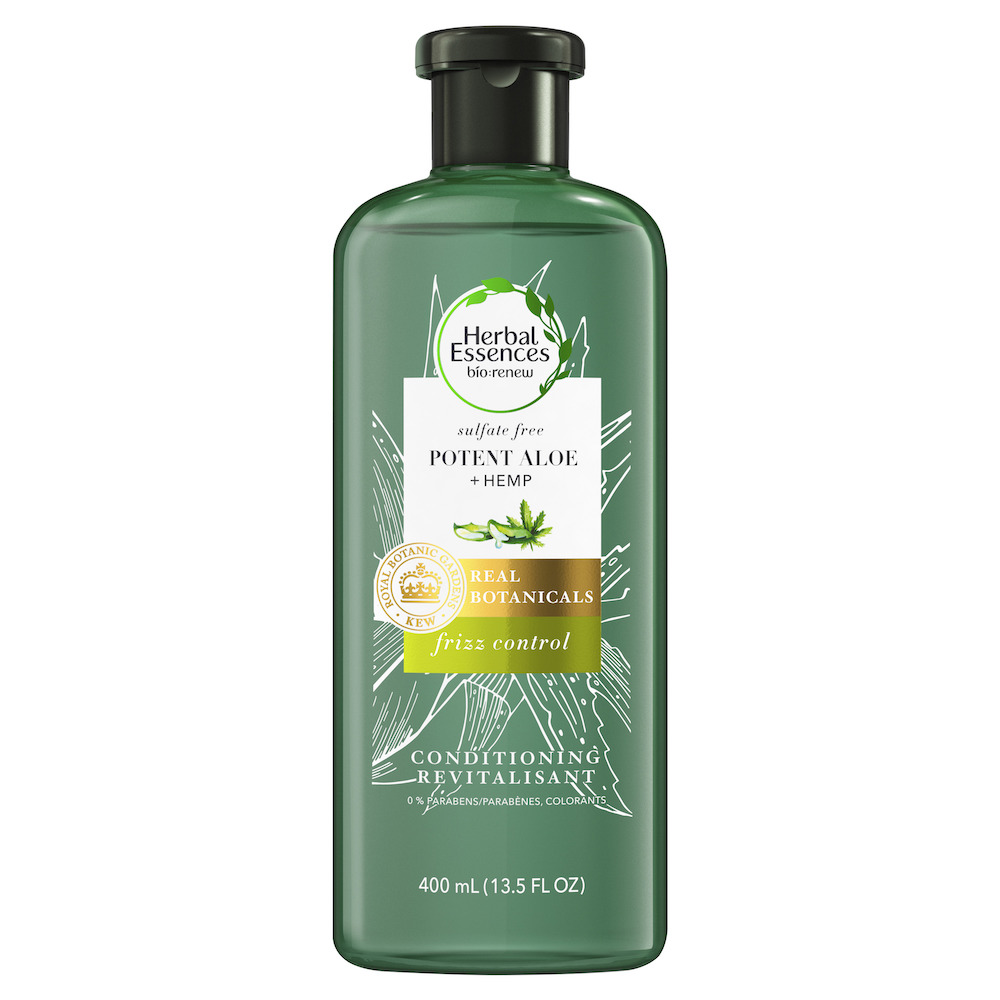revitalisant frizz control bio renew herbal essences