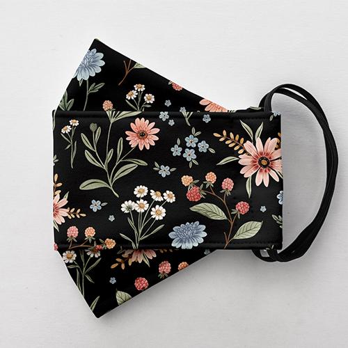 COVID-19 : 44 masques en tissu conçus au Québec