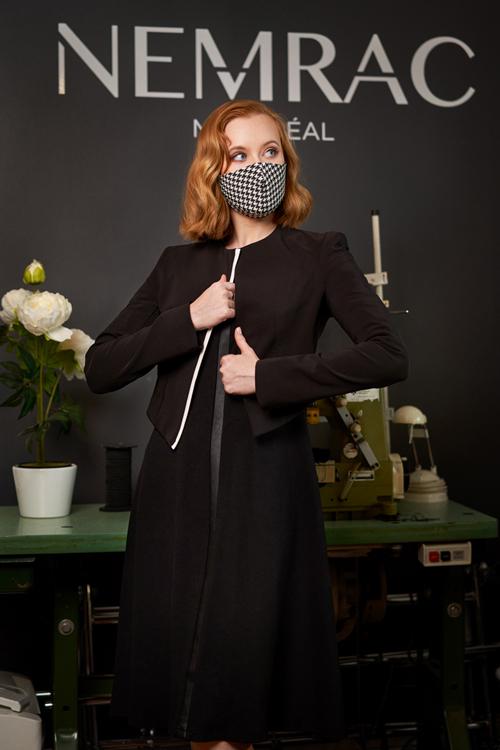 COVID-19 : 43 masques en tissu conçus au Québec