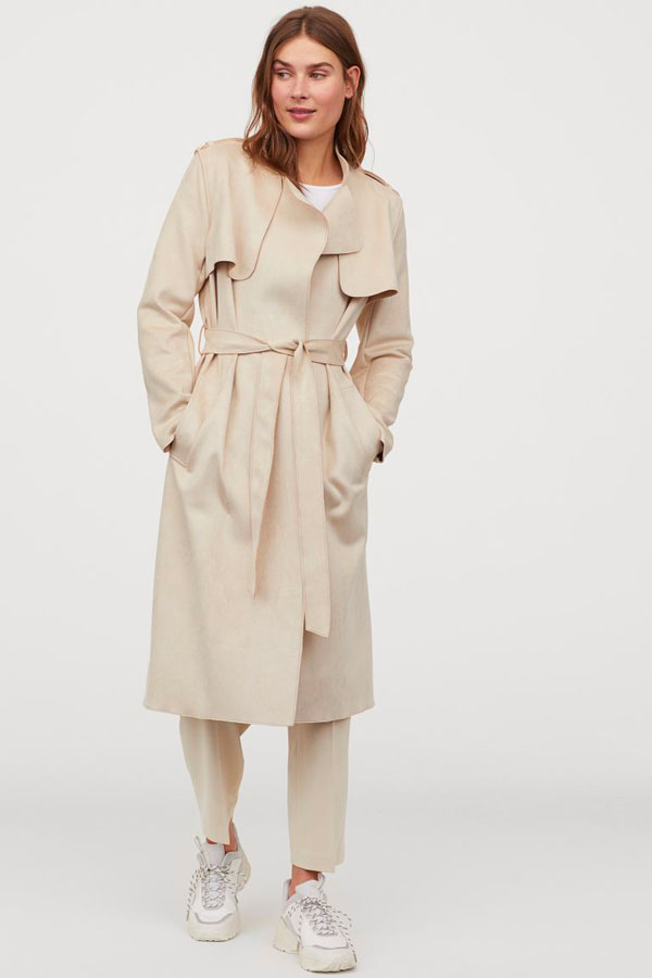shopping trench printemps 2020