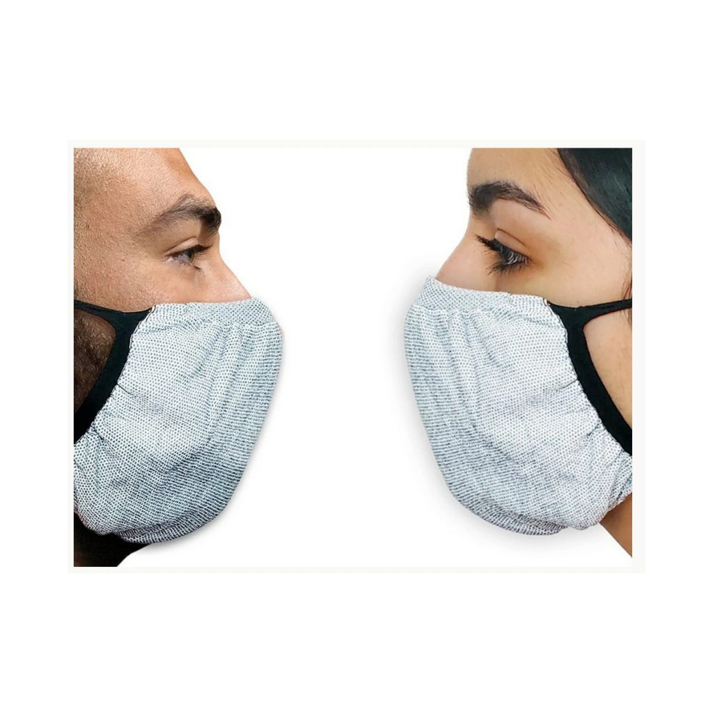 COVID-19 : 30 masques en tissu conçus au Québec