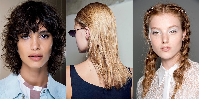 Les Grandes Tendances Cheveux Printemps Ete 2020 Elle Quebec