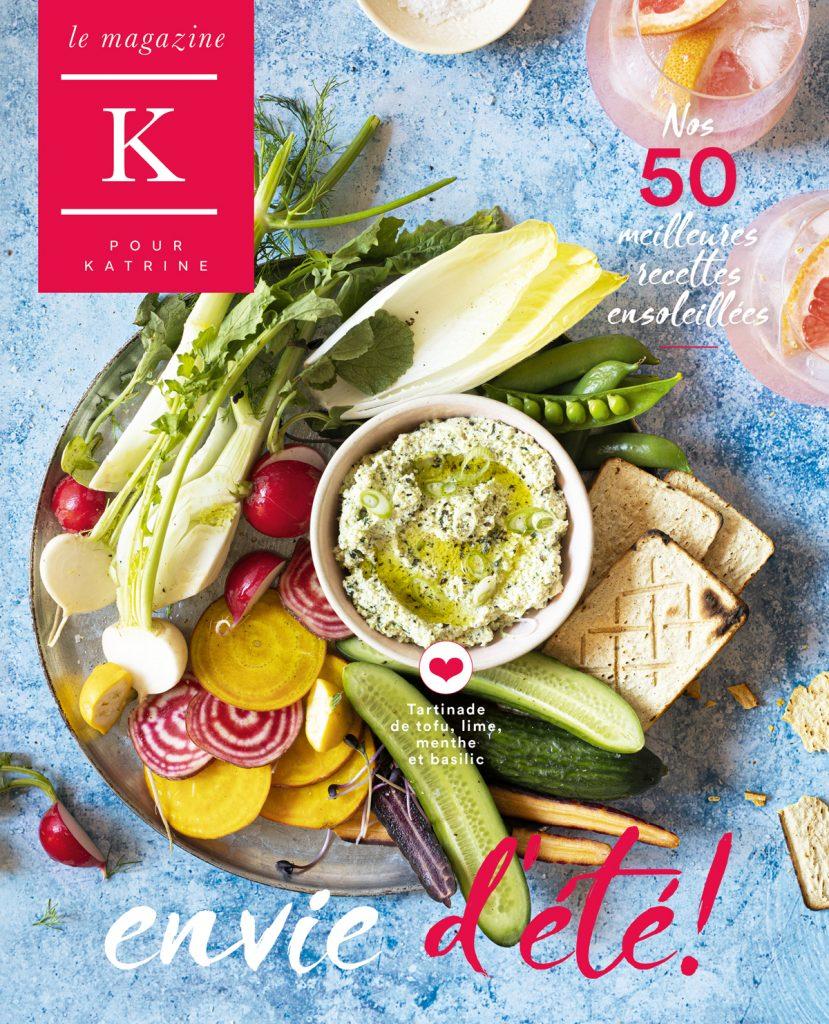 K pour Katrine Vol.7 Nos 50 meilleures recettes ensoleillées