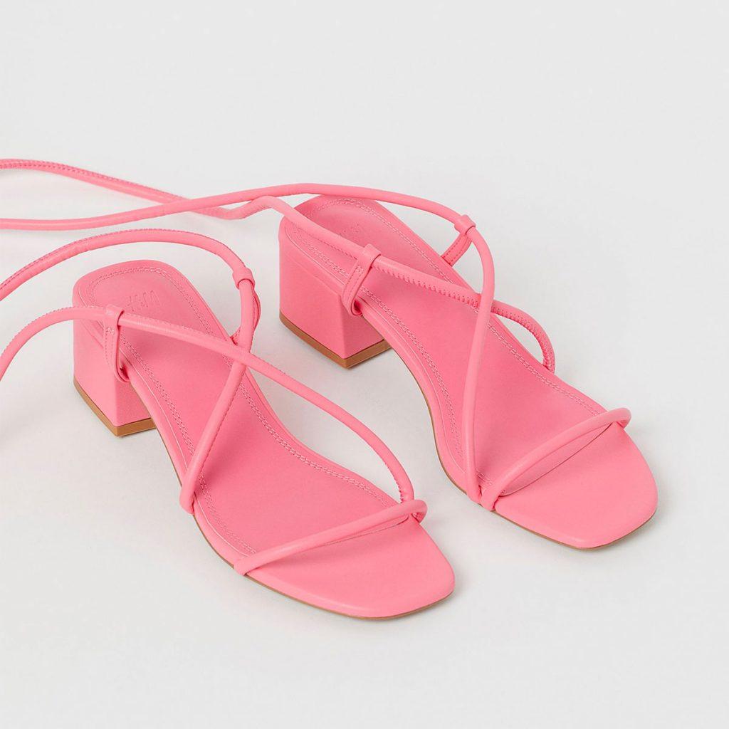 Shopping: 25 chaussures pour le printemps