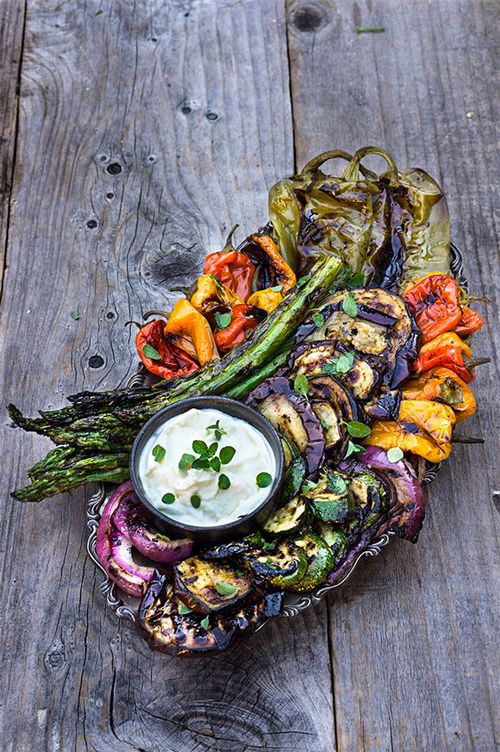 15 idées de recettes au barbecue pour profiter de l'été