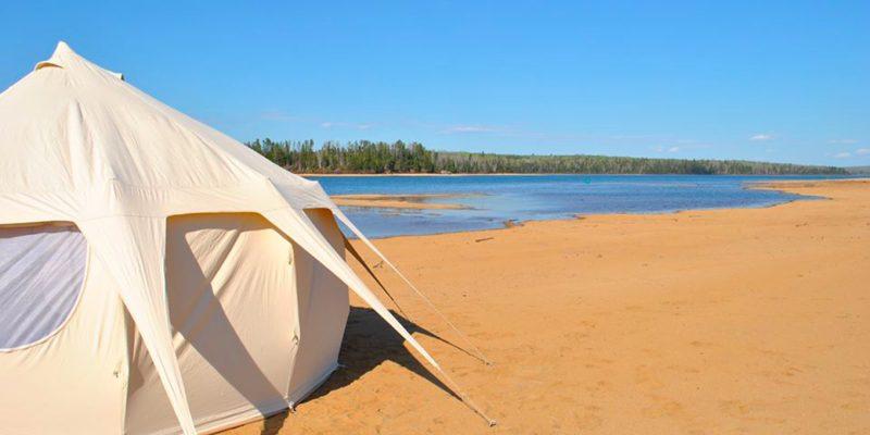Hotel-Unq-Lac-Taureau-tente