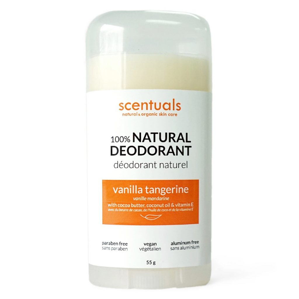 10 déodorants naturels pour l'été
