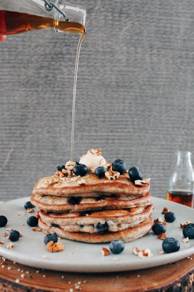 Nouvel arrivage: les bleuets du Québec en 15 recettes gourmandes