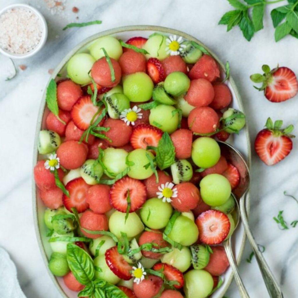 Nouvel arrivage: 15 recettes pour se rafraîchir avec le melon d'eau du Québec