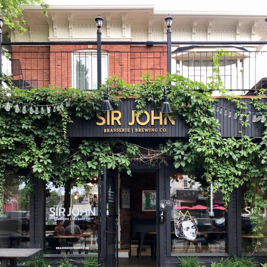 Sir John Brewing co