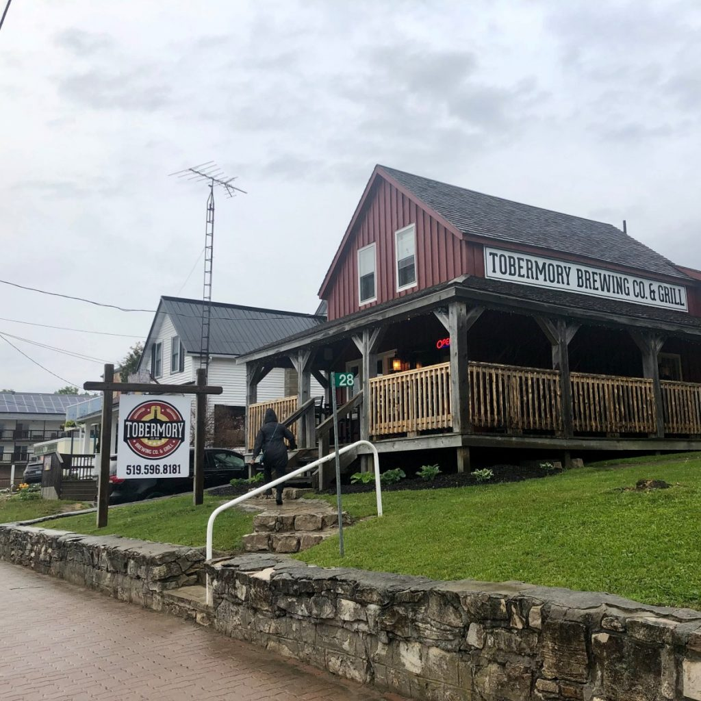 Tobermory Brewing co & Grill