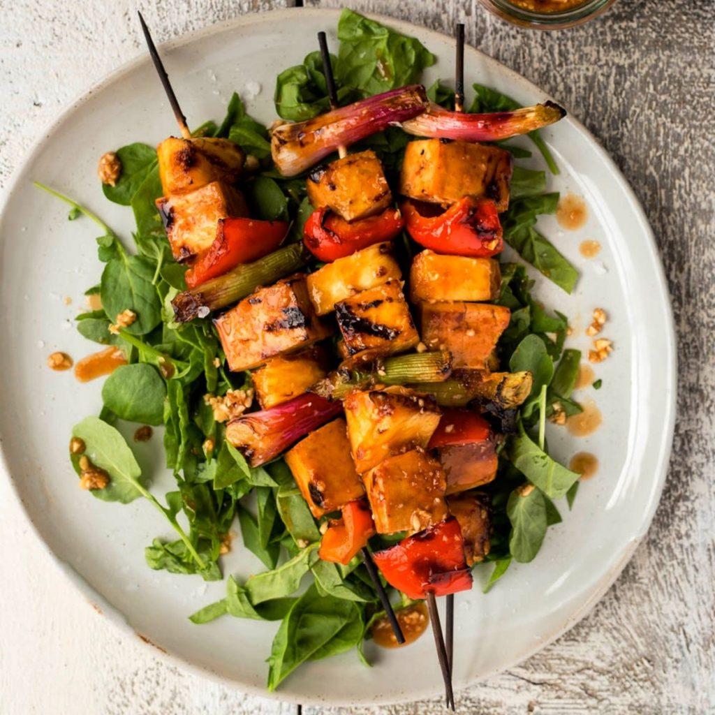15 recettes de tofu parfaites pour lete