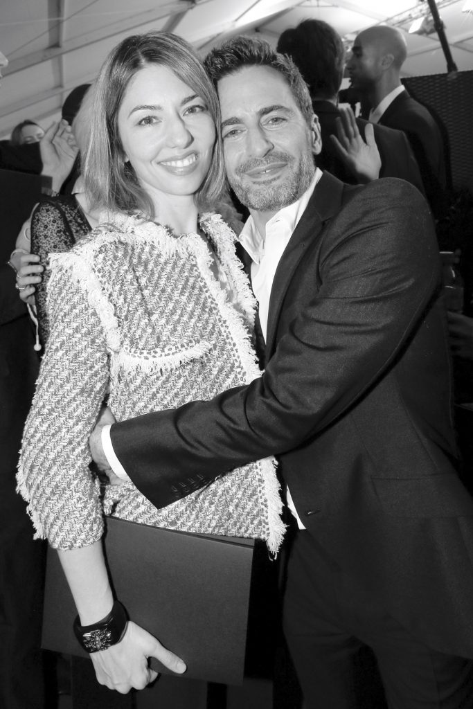 Sofia Coppola et Marc Jacobs