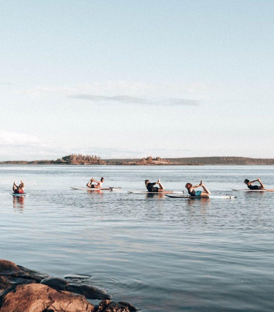 Ou pratiquer le paddleboard cet ete : 10 endroits exceptionnels a decouvrir