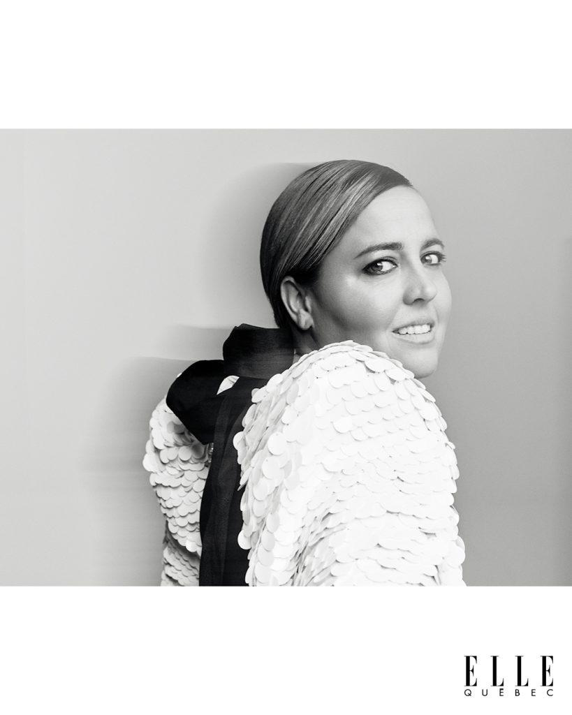 Les photos du shooting d'Ariane Moffatt pour ELLE Québec
