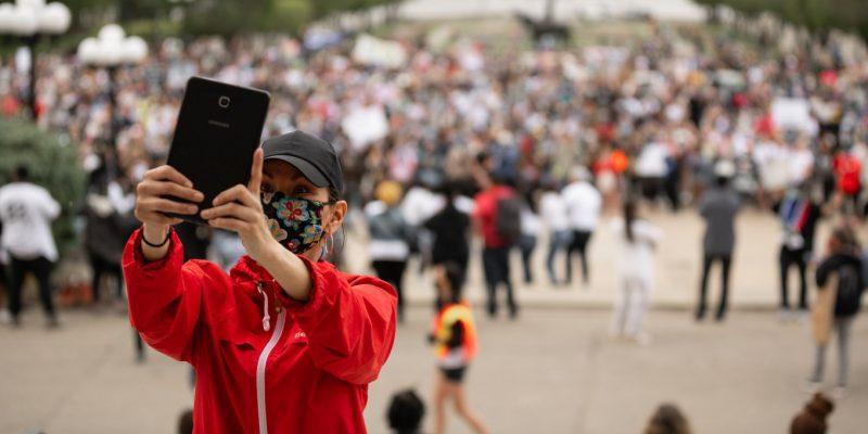 Le militantisme aux temps des medias sociaux