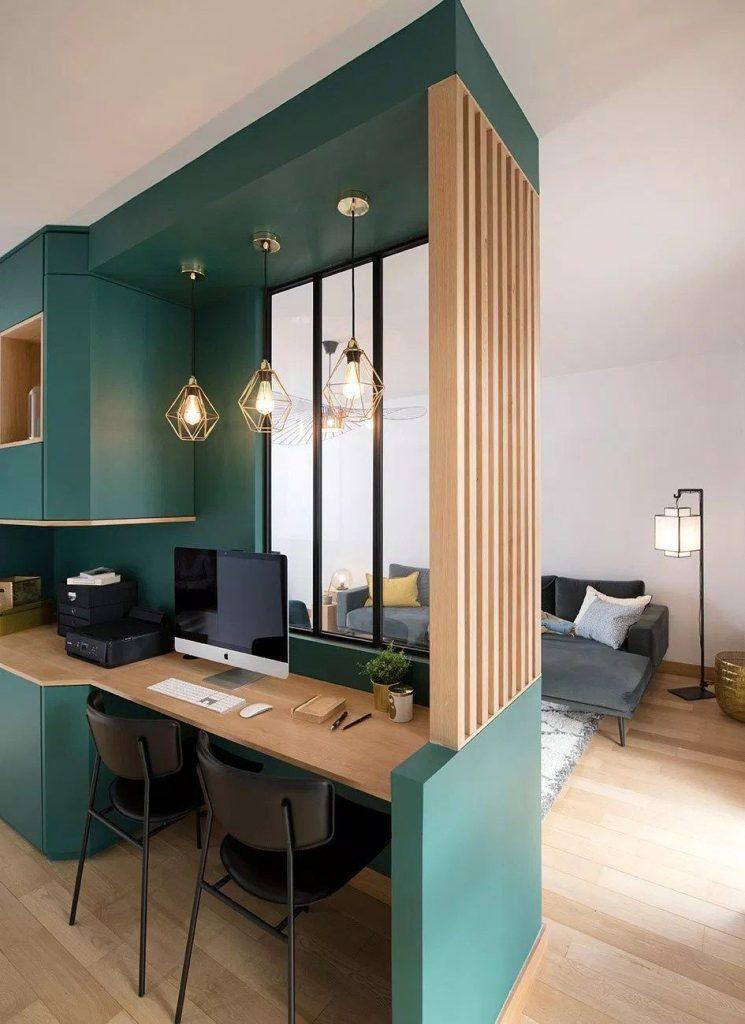 Bureau à la maison : 25 idées pour vous inspirer