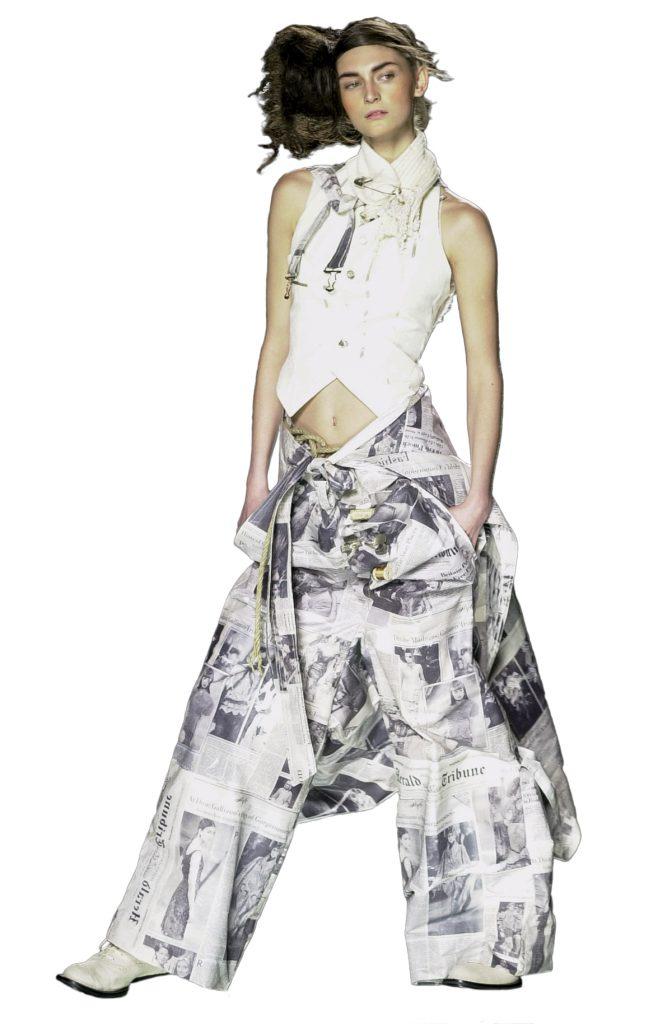 Défilé Haute Couture printemps-été 2000