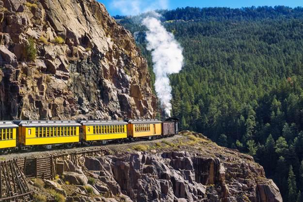 Découverte pan-canadienne en train