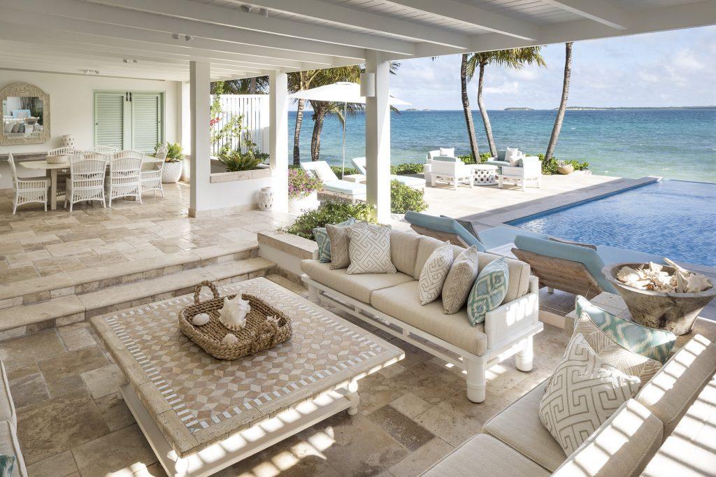 Villa Tortuga Jumby Bay Island
