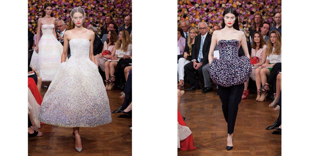 Défilé Haute Couture automne-hiver 2012-2013