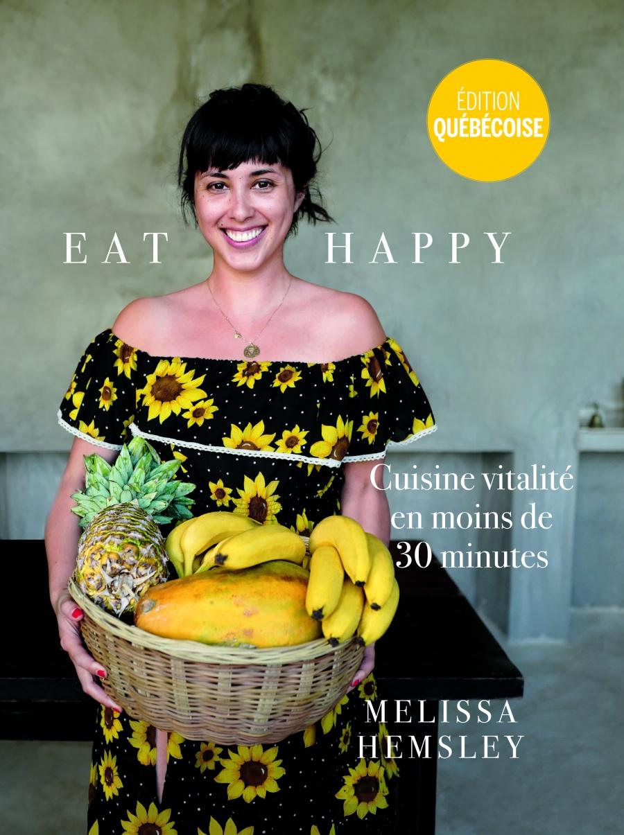 Eat Happy livre de Melissa Hemsley